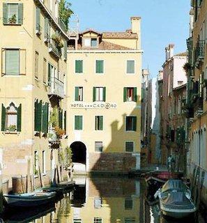 Hotel Ca´ d´Oro Venedig Außenaufnahme