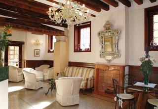 Hotel Ca´ d´Oro Venedig Lounge/Empfang