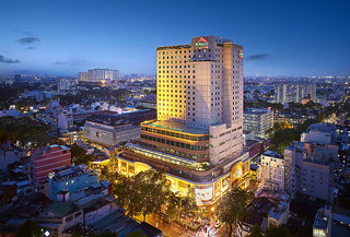 Hotel Windsor Plaza Saigon Außenaufnahme