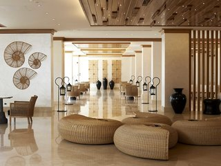 Hotel Mitsis Blue Domes Resort & Spa Lounge/Empfang