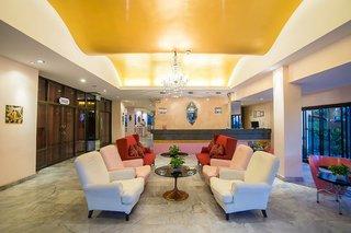 Hotel Bella Villa Metro Lounge/Empfang