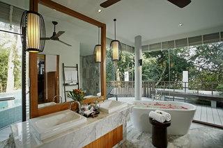 Hotel Centara Villas Samui Badezimmer