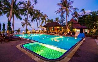 Hotel Coco Palm Beach Resort Samui Pool