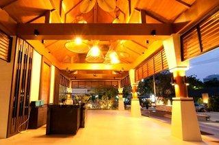 Hotel Mida Airport Hotel Bangkok Lounge/Empfang
