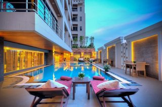 Hotel Mida Airport Hotel Bangkok Pool