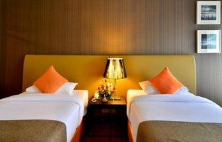 Hotel Mida Airport Hotel Bangkok Wohnbeispiel