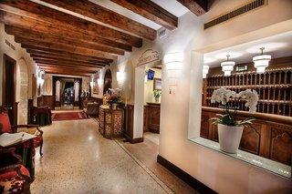 Hotel Ai Mori d´Oriente Lounge/Empfang