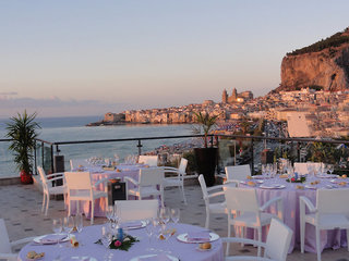 Hotel Cefalu Sea Palace Restaurant