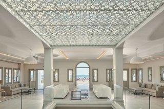 Hotel Aqua Blue Lounge/Empfang
