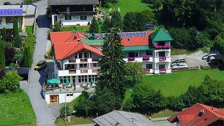 Hotel Stecher Luftaufnahme
