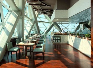 Hotel Andaz Capital GateRestaurant