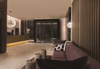 Hotel Adina Apartment Nuremberg Lounge/Empfang