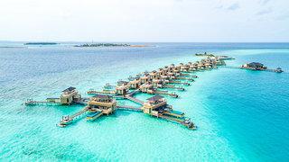 Hotel Angsana Resort & Spa Maldives Velavaru Außenaufnahme