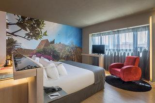 Hotel Barcelo Malaga Wohnbeispiel
