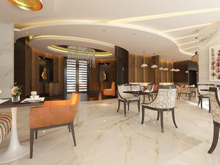 Hotel Radisson Blu Hotel Dubai Waterfront Bar