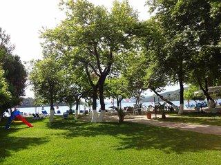 Hotel Avra Beach Garten