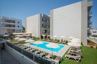 Hotel City Green Hotel - Erwachsenenhotel Pool
