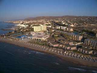Hotel Arina Beach Resort Luftaufnahme