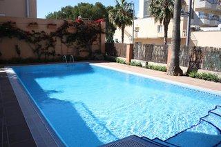 Hotel tent Capi Playa Pool