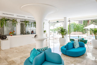 Hotel Tora Lounge/Empfang