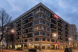 Hotel Adina Apartment Hotel Berlin Mitte Außenaufnahme