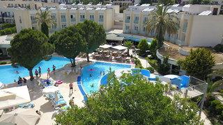 Hotel Ayaz Aqua Außenaufnahme