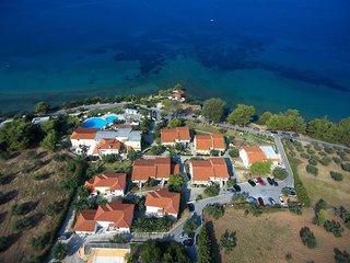 Hotel Acrotel Elea Beach Luftaufnahme