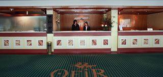 Hotel Axis Ofir Beach Resort Lounge/Empfang