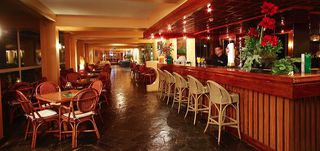 Hotel Axis Ofir Beach Resort Bar