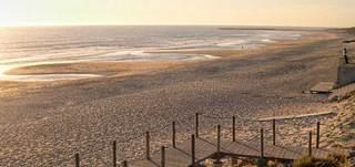 Hotel Axis Ofir Beach Resort Strand