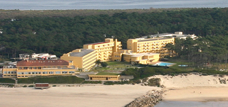 Hotel Axis Ofir Beach Resort Luftaufnahme