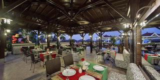 Hotel Crystal Flora Beach Resort Restaurant