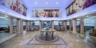 Hotel Crystal Flora Beach Resort Lounge/Empfang