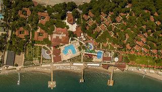 Hotel Crystal Flora Beach Resort Außenaufnahme