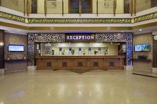 Hotel Crystal Paraiso Verde Resort & Spa Lounge/Empfang