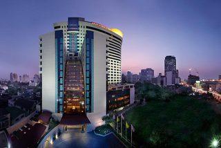 Hotel AVANI Atrium Bangkok Außenaufnahme