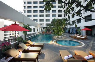 Hotel AVANI Atrium Bangkok Pool