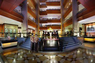 Hotel AVANI Atrium Bangkok Lounge/Empfang