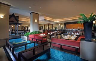 Hotel AVANI Atrium Bangkok Restaurant