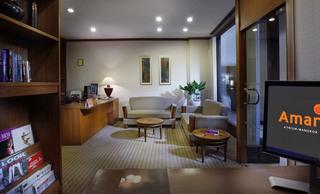 Hotel AVANI Atrium Bangkok Internetcafe