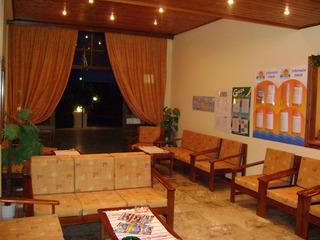 Hotel Poseidon Lounge/Empfang
