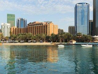Hotel Sheraton Abu Dhabi Hotel & Resort Außenaufnahme