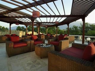 Hotel Mythos Palace Resort & Spa Terasse