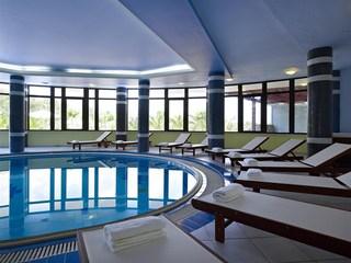 Hotel Mythos Palace Resort & Spa Hallenbad