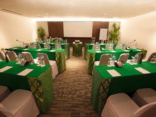 Hotel Bintang Kuta Hotel Konferenzraum