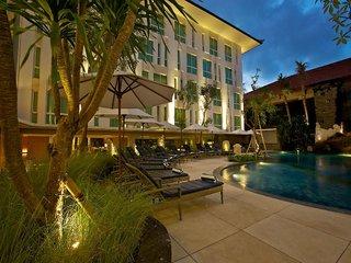Hotel Bintang Kuta Hotel Außenaufnahme