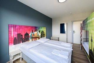 Hotel a&o Berlin Kolumbus Wohnbeispiel
