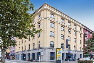 Hotel a&o Dortmund Hauptbahnhof Außenaufnahme