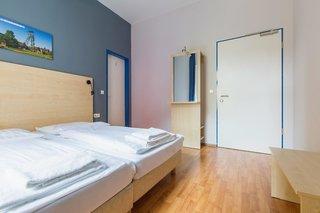 Hotel a&o Dortmund Hauptbahnhof Wohnbeispiel