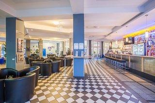 Hotel a&o Dortmund Hauptbahnhof Lounge/Empfang